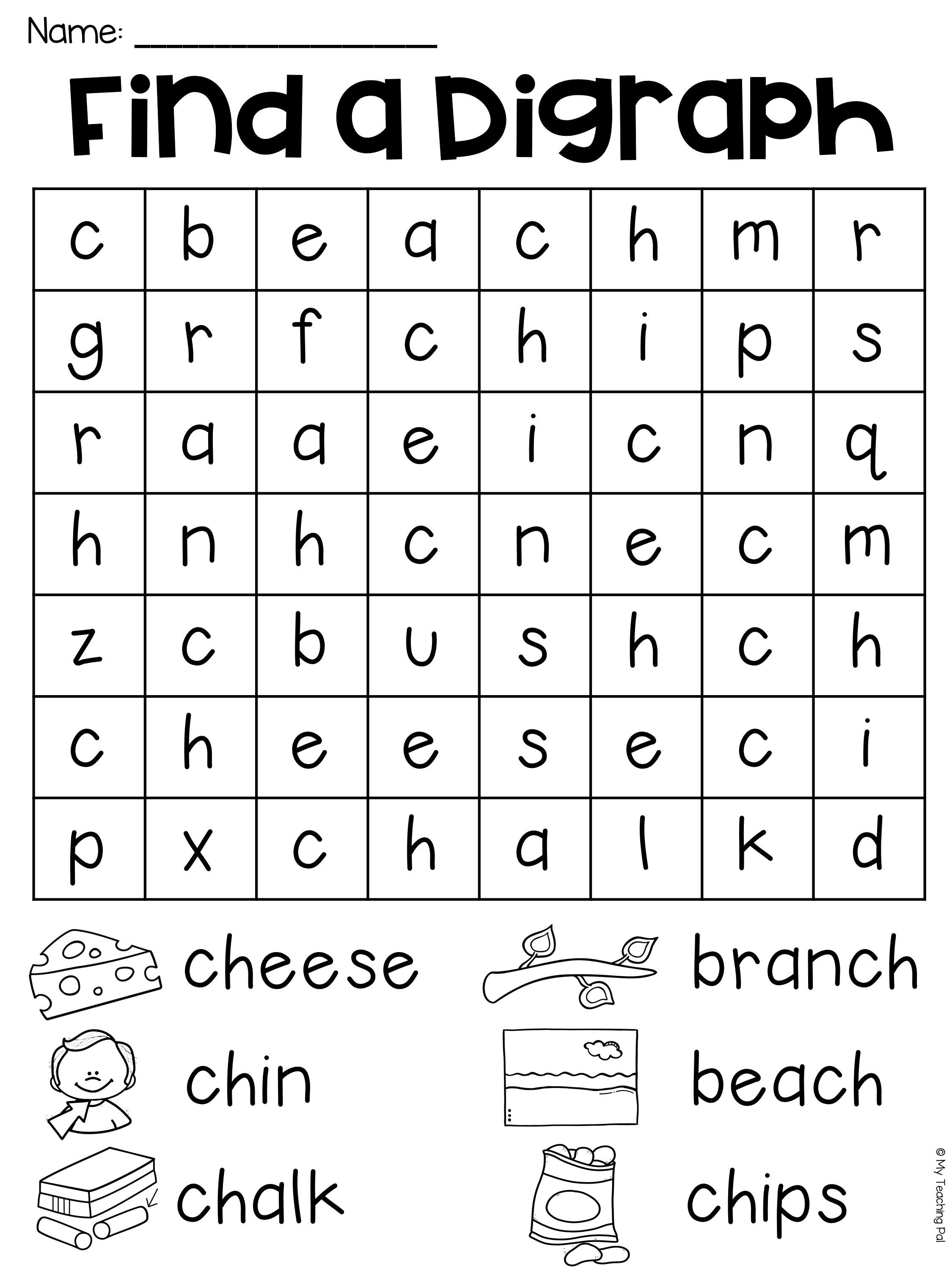 Fun Phonics Review Worksheets