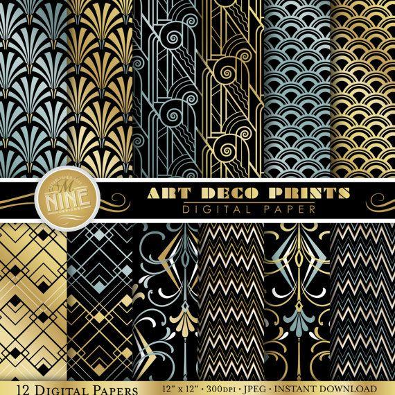 Art Deco Pictures Prints