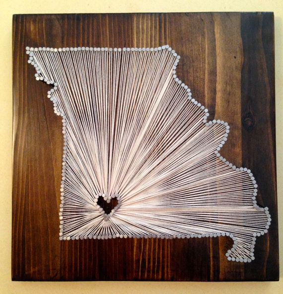 One of the first custom string art pieces i made that wasnt tx nail string art prinsesfo Image collections