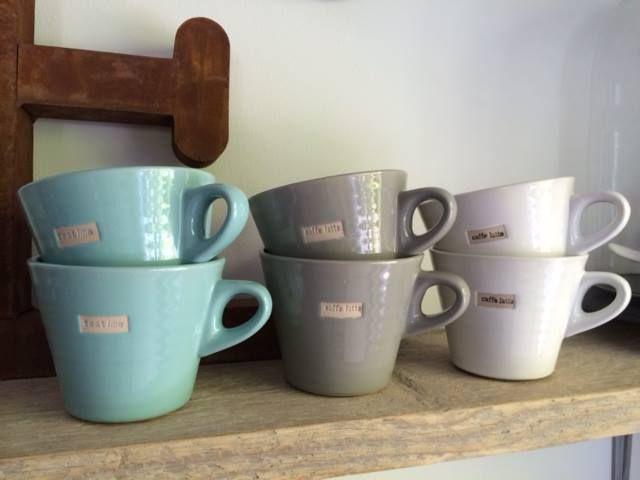 I love these mugs! www.loft55.nl