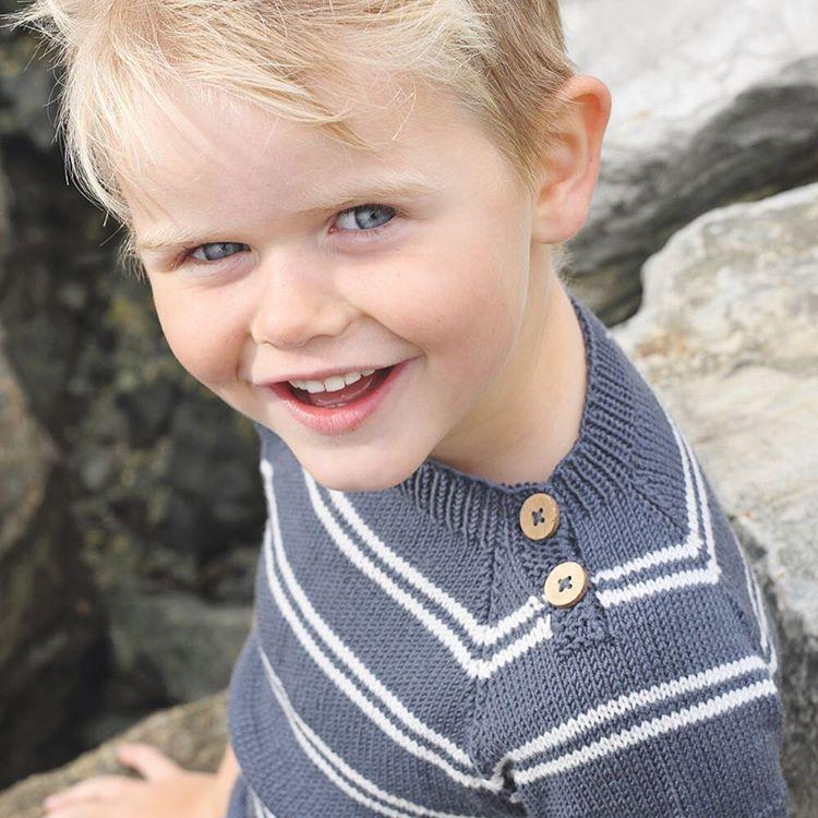 «Herlige Henry i Sigurd t-skjorte :) #klompelompe #sigurdtskjorte»