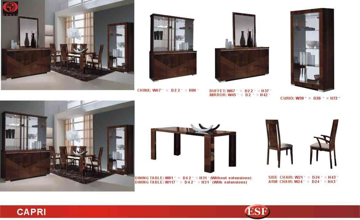 Names Of Dining Room Furniture