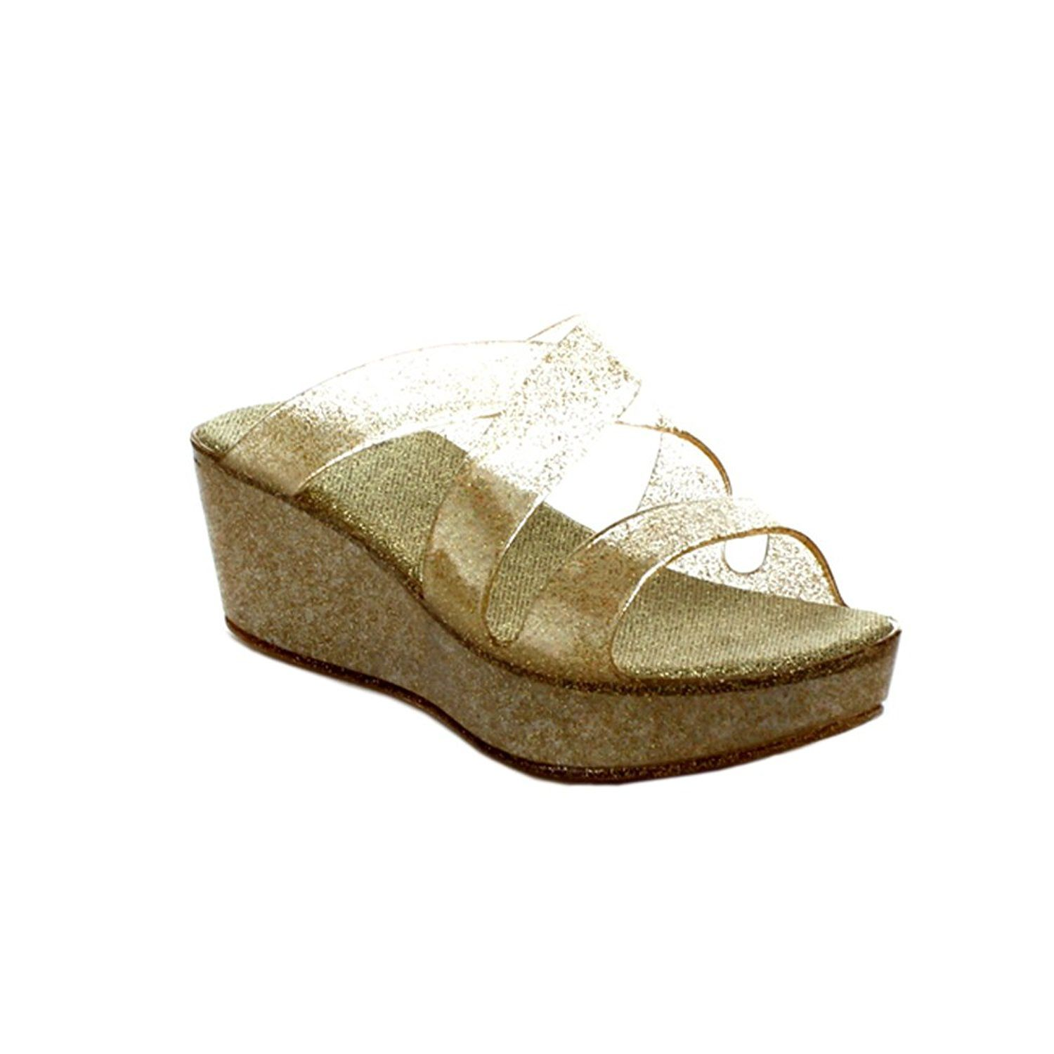 Easos Geal Hdl-228 Women s Soft Jelly Platform Sandals     Check out this  great image   Jelly Sandals