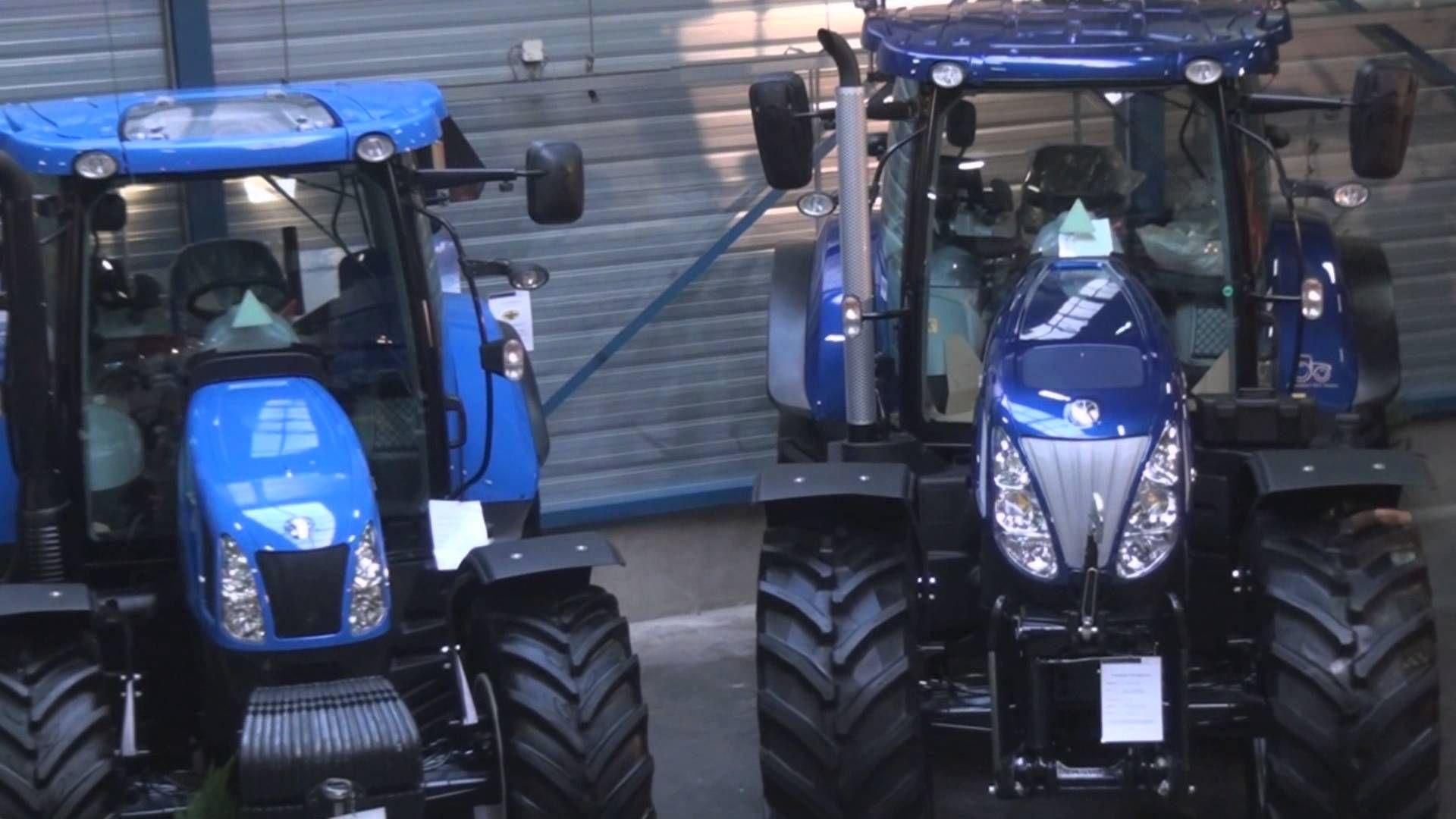 Op Bezoek Bij Heerema Agri Service In De Groeve Trekkerweb