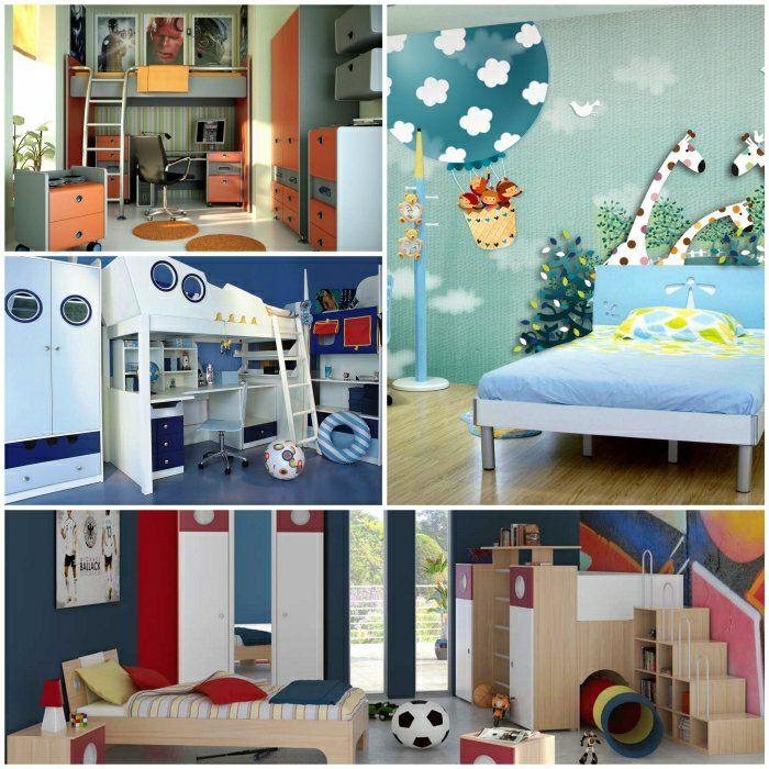 Gut Kinderzimmer Junge   Kreative Einrichtungsideen Als Fantasieanregung
