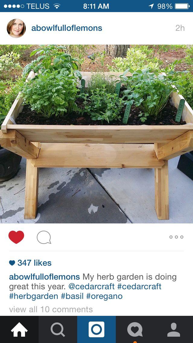 Planter Jardinage