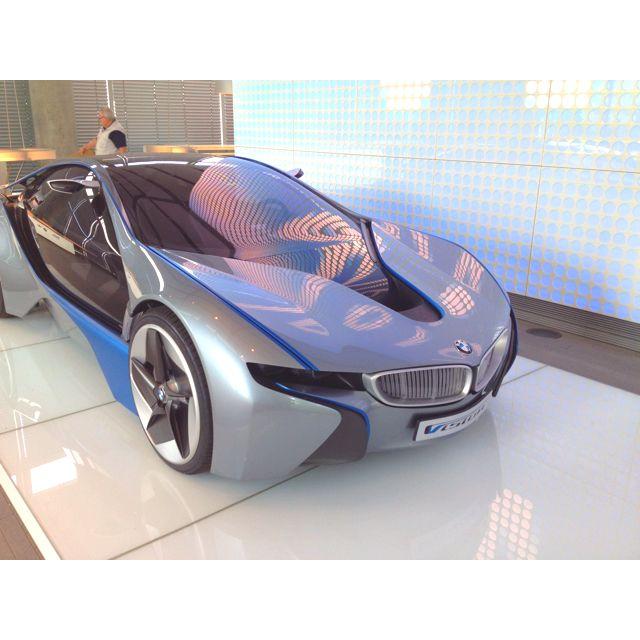 BMW i8 in live gesehen