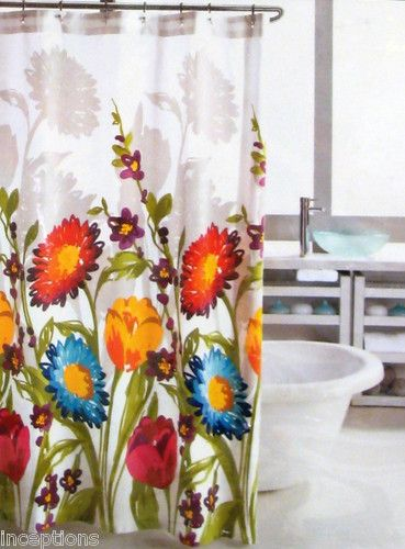 Pin By Terry Overstreet On Shower Curtains Purple Floral Fabric