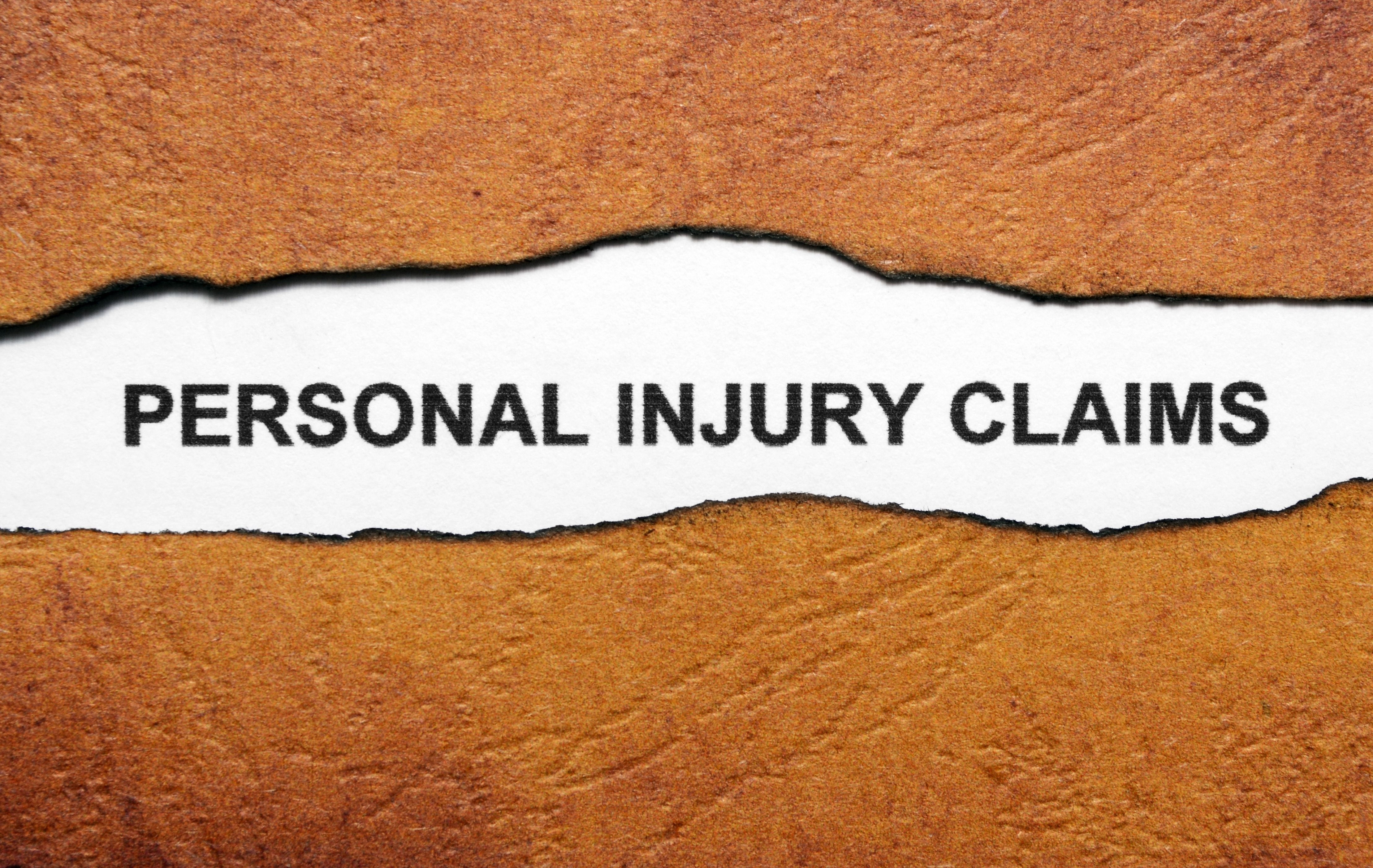 Do i have a claim personal injury claims personal