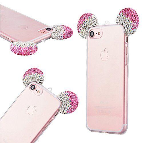 coque iphone 7 mickey oreille