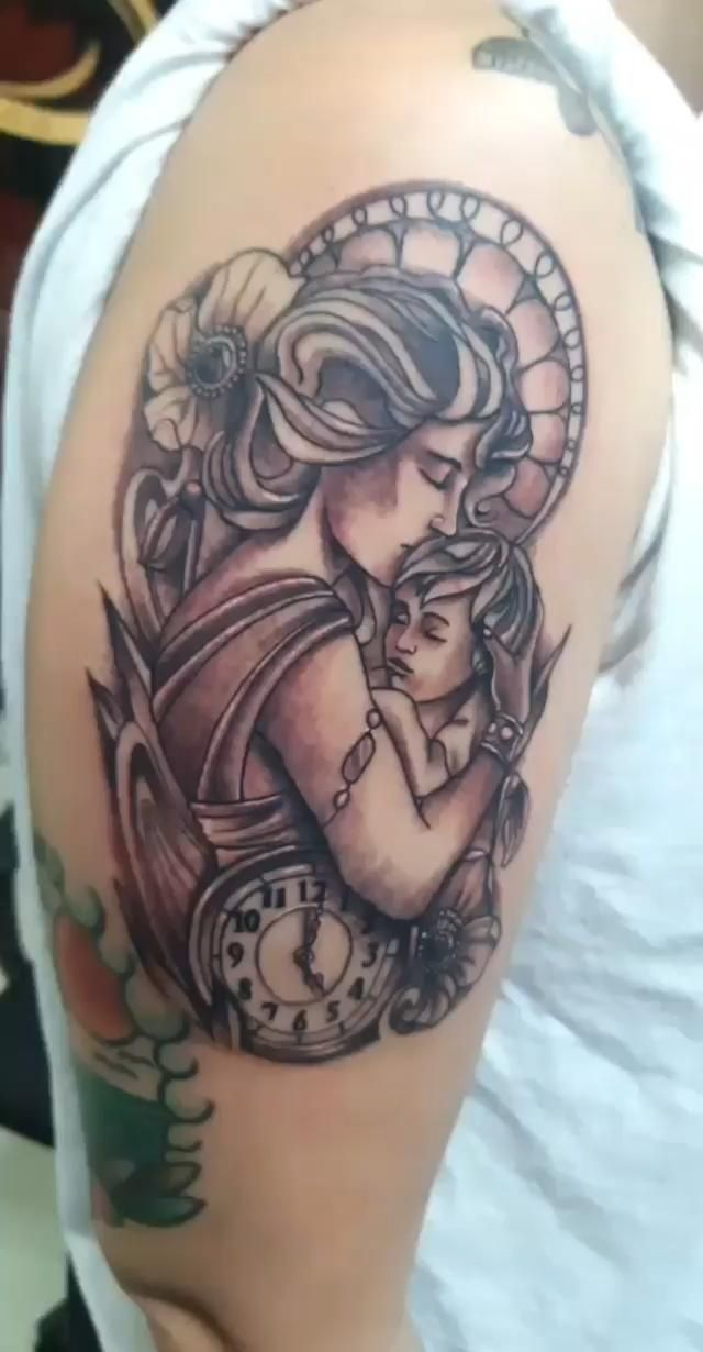 Photo of Motherhood Tattoo