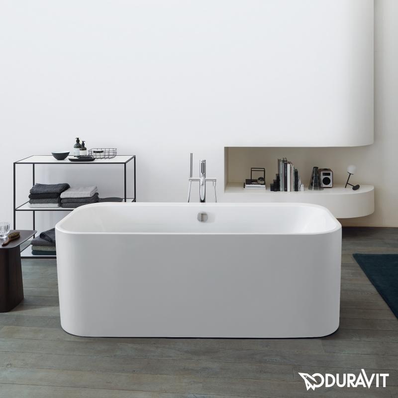 Duravit Happy D 2 Plus Das Design Der Freistehenden Oval