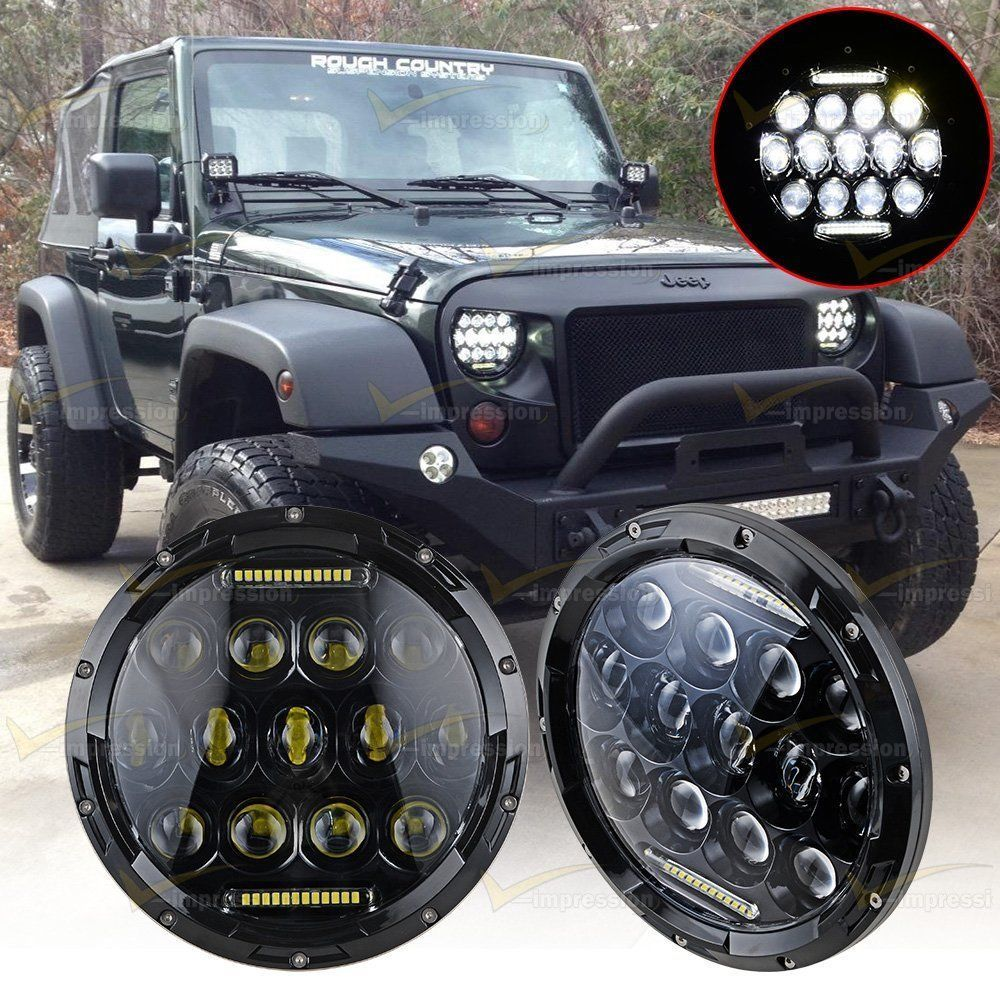Headlights Tj Jeep