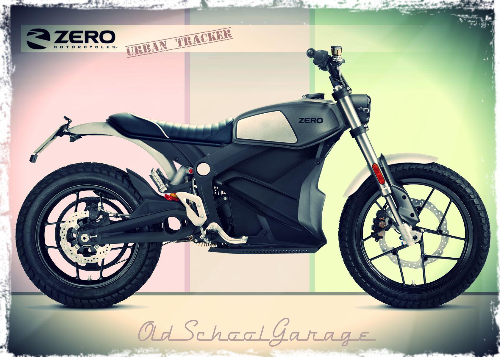 ELETTRIC MOTORCYCLES # URBAN MOBILITY # SPECIAL SCRAMBLER # ZERO MOTORCYCLES