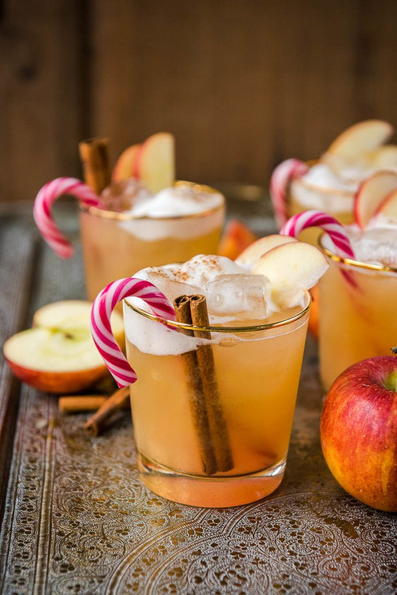 Photo of Cold apple punch
