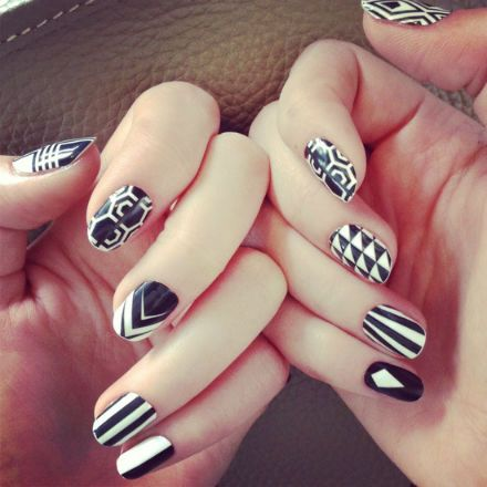 Funky nail designs graham reid funky nails designs gallery nail art and nail  design ideas funky - Funky Nail Art Ideas Gallery - Nail Art And Nail Design Ideas