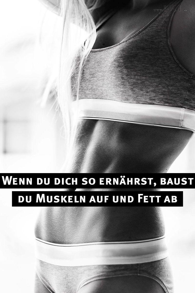 Diese Fatburner-Lebensmittel bauen Muskeln auf und Fett ab