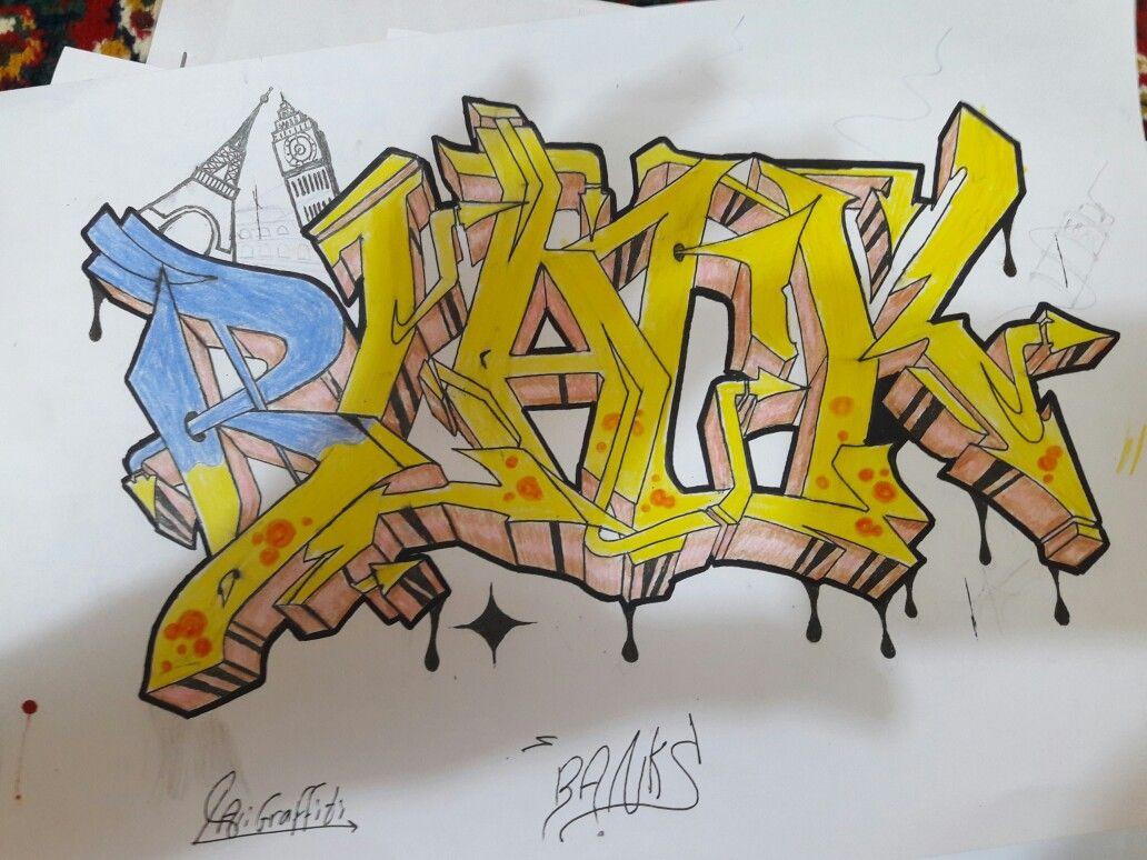 علي كرافيتي جرافيتي العراقali Graffiti Banks