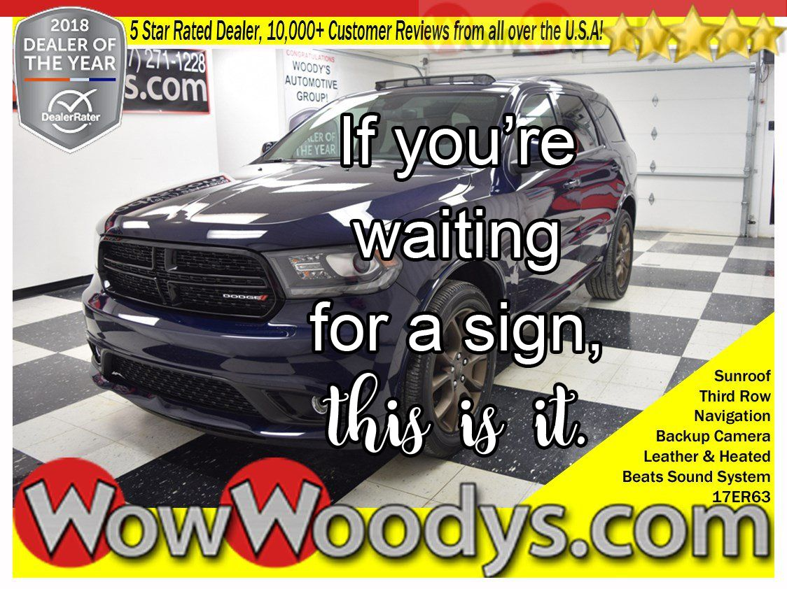 Used Cars For Sale Chillicothe Kansas City Columbia Mo Inspiring Remote Starter Sign Check Out This 2017 Dodge Durango Equipped With A 36l V6 Engine Sunroof Leather Heated Seats 84 Touchscreen Media Center W Navigation Start
