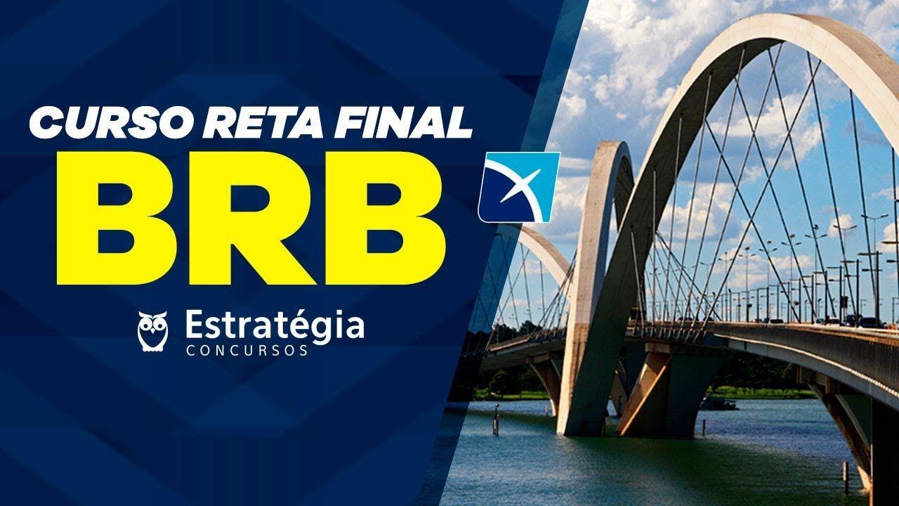 Reta Final Brb Conhecimentos Bancarios Prof Eduardo Pereira