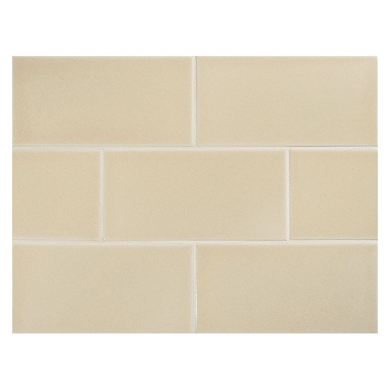 Complete Tile Collection Vermeere Ceramic Tile Oatmeal Gloss 3