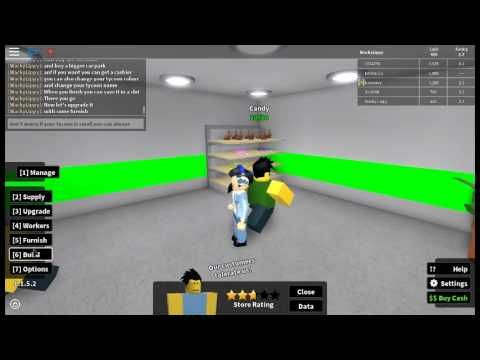 How To Start In Retail Tycoon Retail Tycoon Roblox Roblox Retail