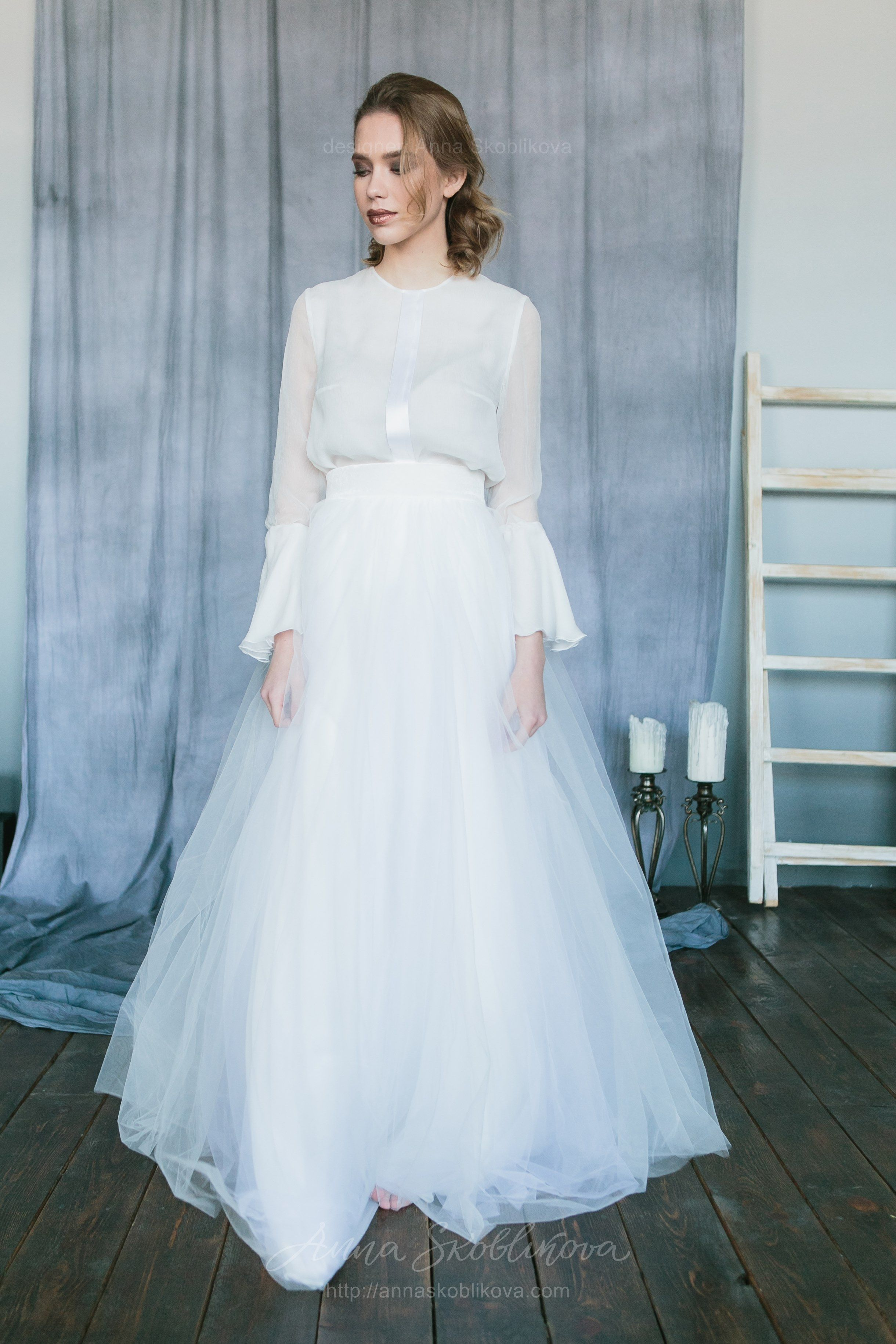 23+ Tulle skirt wedding gown information