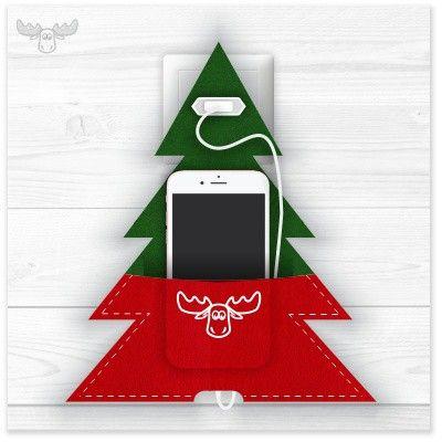 Handy-Ladetasche aus Filz für fast alle Smartphones geeignet. Motiv Tanne http://www.xmaskom.de/kit2/imagetweak/gallery/flexslider?pid=0fd3dfbcceba2140bf93a9b0c79a7ce2