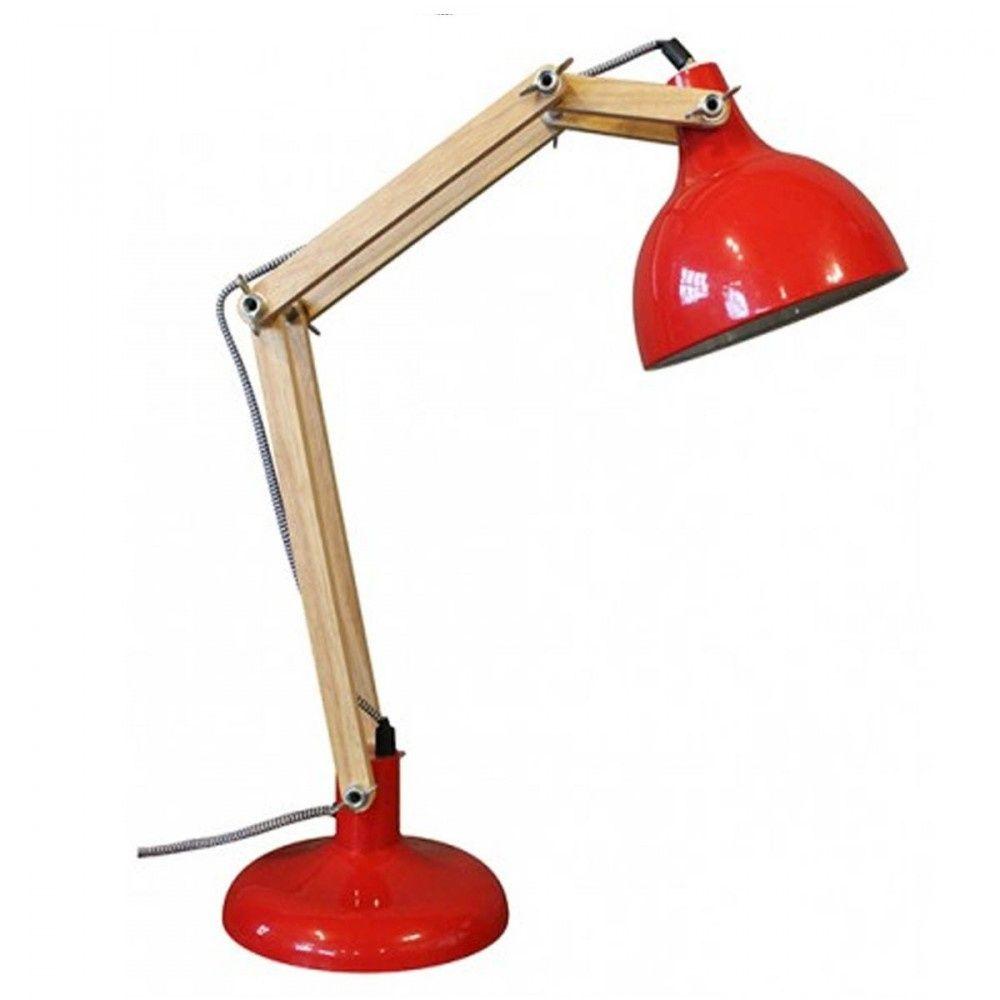 12 Pratique Lampe Bureau Bois Gallery