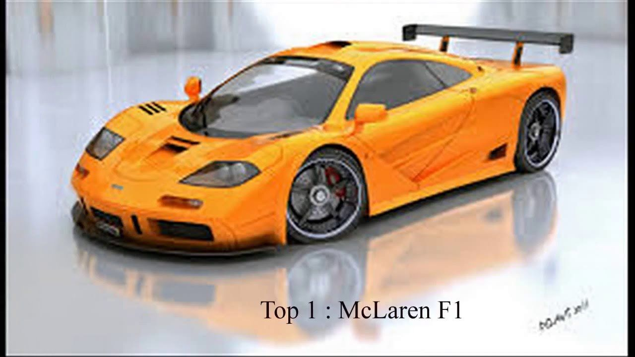 Top 10 The Coolest Cars In The World 2016 Mclaren F1 Mclaren Mclaren F1 Lm