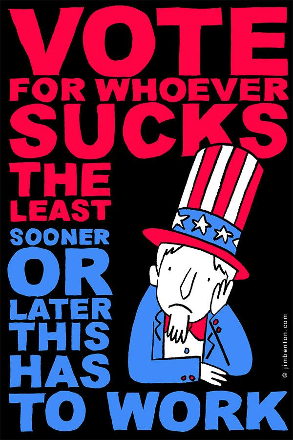 Everyone Has Their Own Opinions Thats Why Its Great To Be An American Vote For What You Believe In Not Just Because You Don Vintage Funny Quotes Cute Funny Quotes Funny