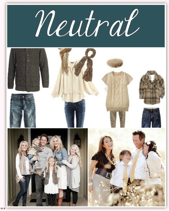 What to Wear to your Fall Family Photo Shoot