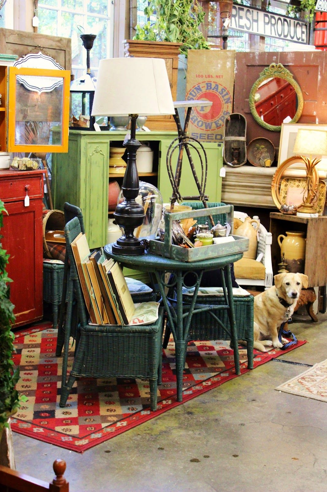 Aiken Furniture Store: Monticello Antique Marketplace: Fall Is In The Air At