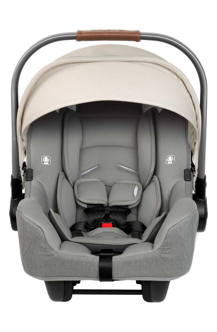Infant Nuna Pipa™ Flame Retardant Free Car Seat & Base