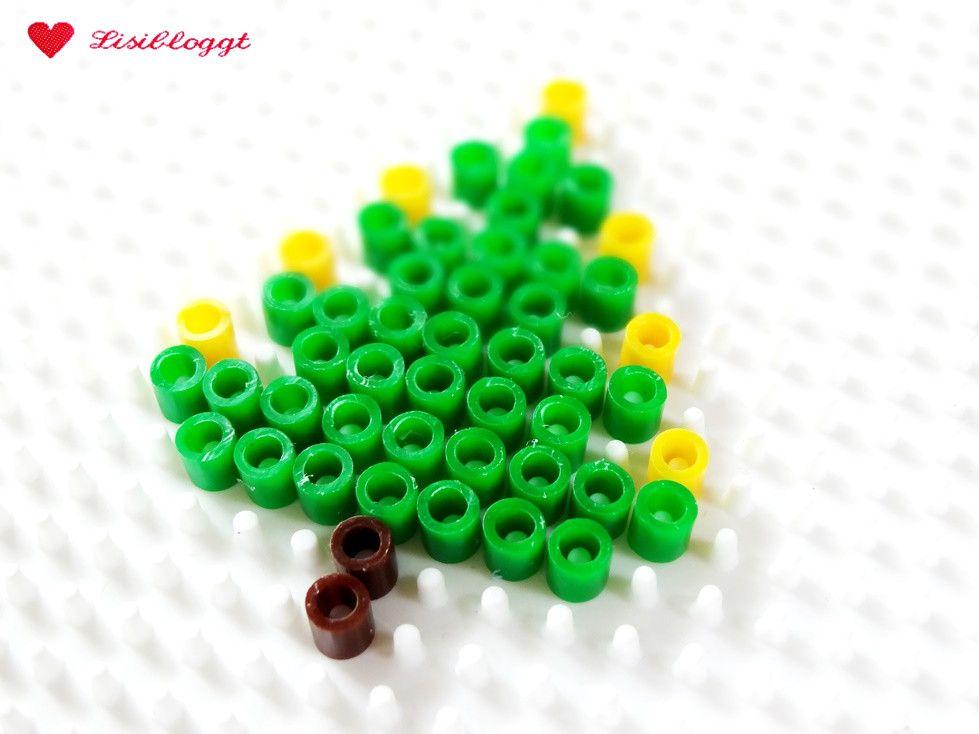Xl Bugelperlen Herz Pferd 600 Perlen 2 Steckplatten Playbox