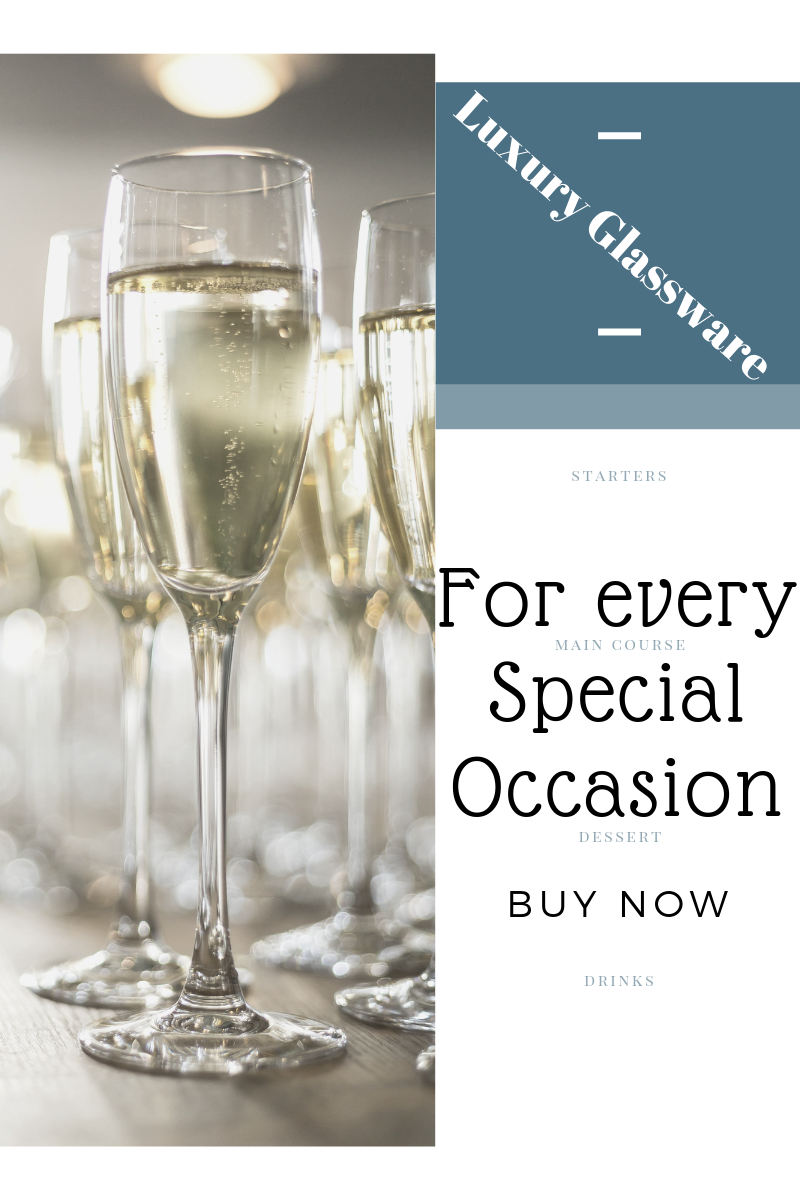 Luxury Glassware for Every Special Occasion It's Cocktail