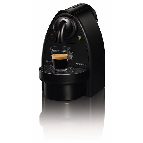 Nespresso Essenza Black Espresso Machine