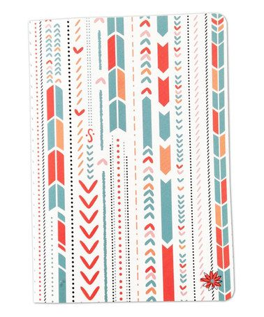 Loving this Arrow Journal on #zulily! #zulilyfinds