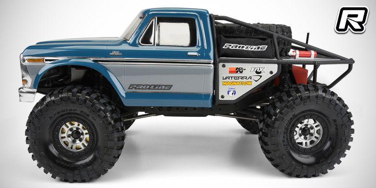 Pro-Line 1979 Ford F-150 trail truck body shell | Hopefully My New