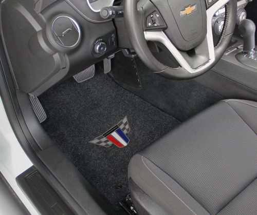 2015 Camaro Commemorative Edition Lloyd Floor Mats Camaro Lloyd Floor Mats