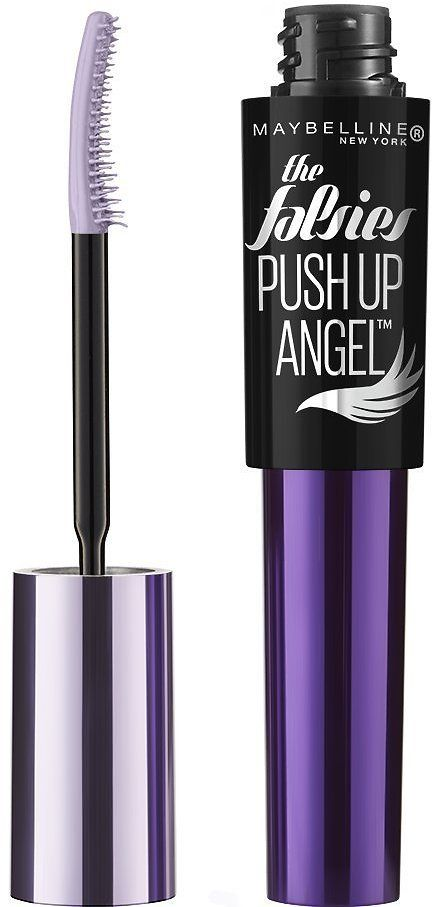 Maybelline New York The Falsies Push Up Angel Washable Mascara, Very Black, 0.33 Fluid Ounce: Get it for $2.59 (was… #coupons #discounts