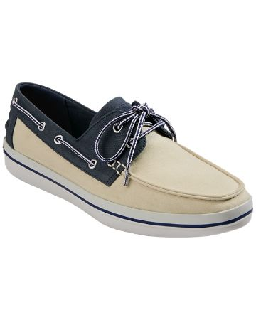 Tommy Bahama - Relaxology  Rester Canvas Boat Shoes