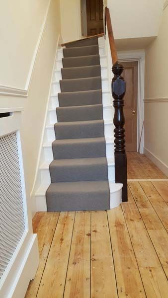 Best Stairs Gray Stair Runner Stair Runner Gray Stairs 400 x 300