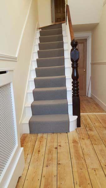 Best Stairs Gray Stair Runner Stair Runner Gray Stairs 400 x 300