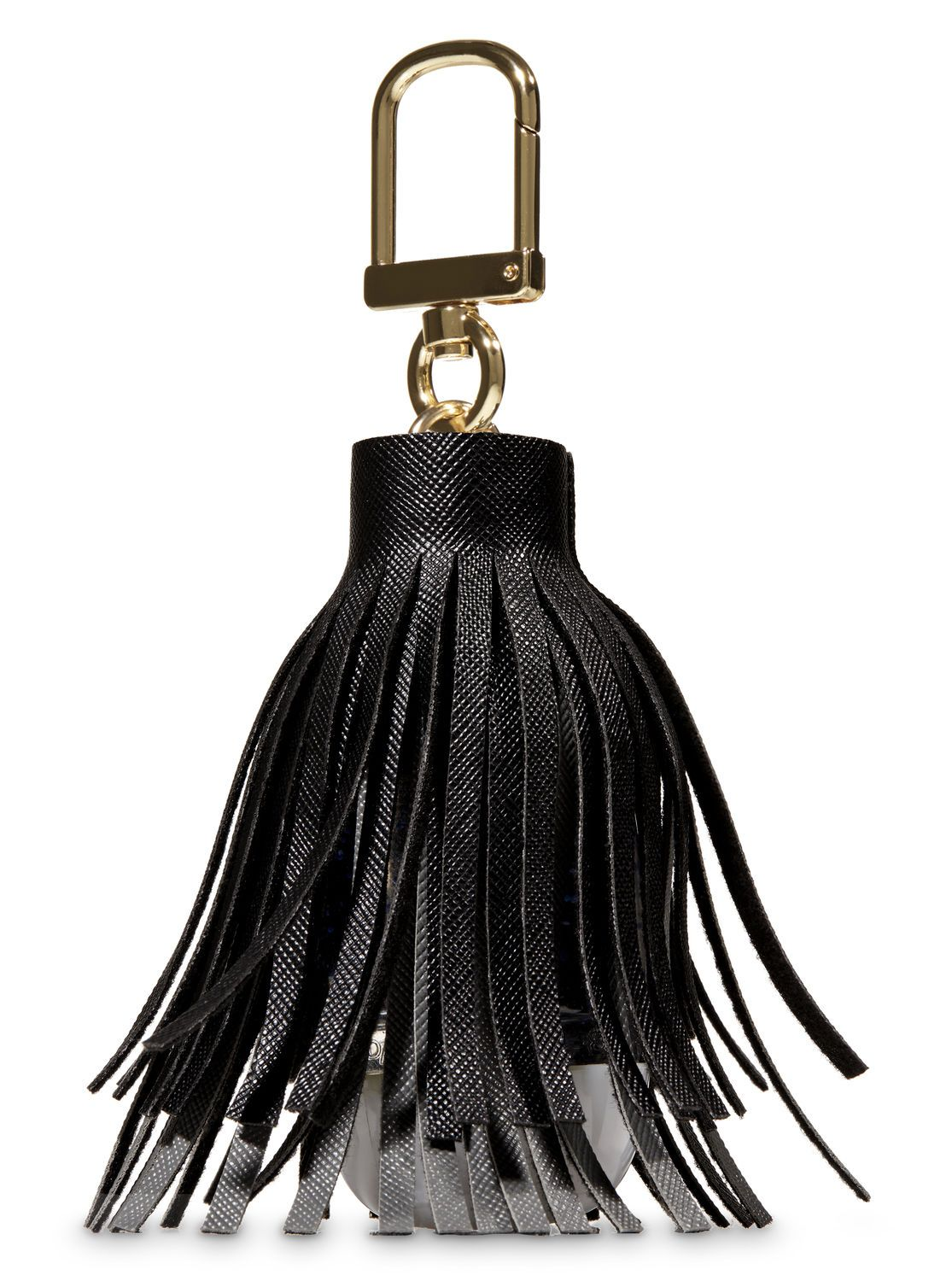 Black Gray Tassel Pocketbac Holder In 2019 Hand Sanitizer