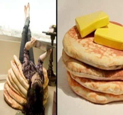 pancake floor pillow | AMAZING ART | Pinterest | Floor pillows ...