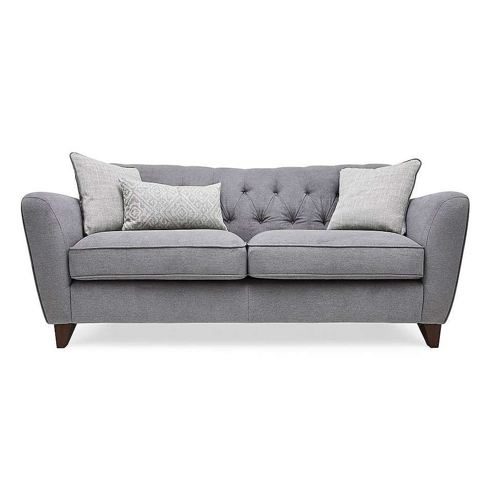 Alba Bronte 3 Seater Sofa Sofa 3 Seater Sofa Snug Room