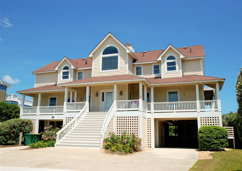 Twiddy Outer Banks Vacation Home Devilicious Corolla