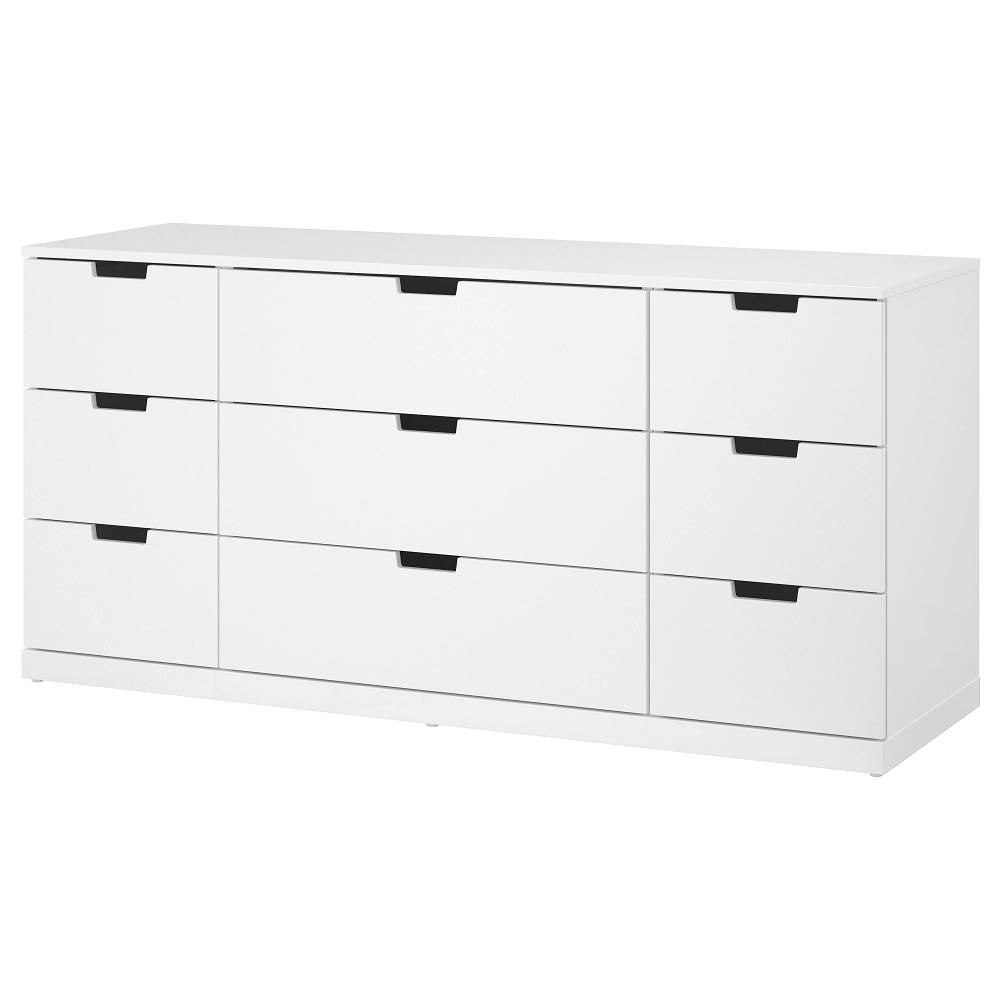 Ikea Kommode Malm 6 Schubladen