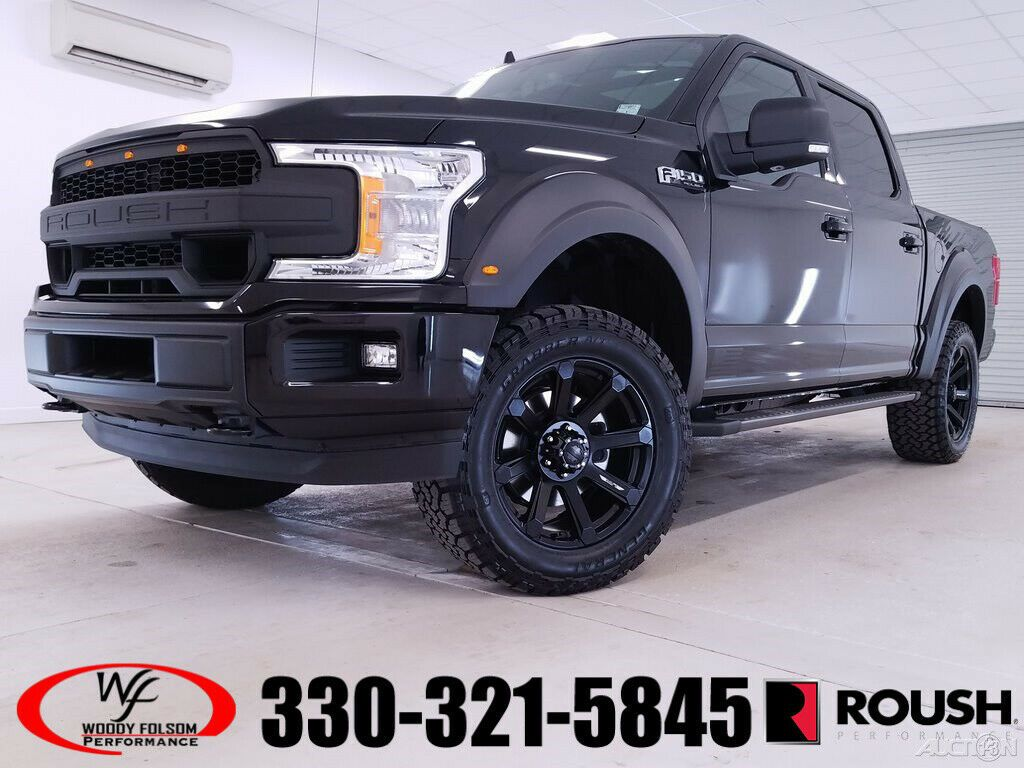 Used 2019 Ford F 150 Roush Xlt 302a Loaded 2019 Roush F150 Xlt New